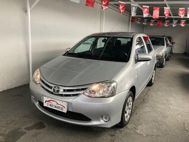 Toyota - Etios X 1.3 Flex- 2014 - Foto 2