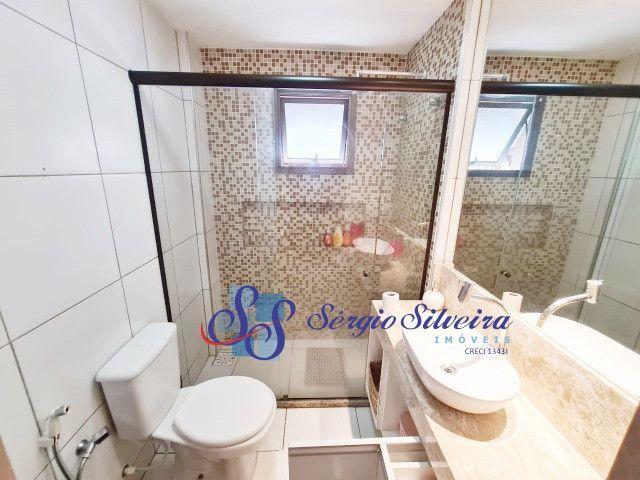 Mobiliado! Apartamento no Porto das Dunas com 3 quartos Parque das Ilhas - Foto 9