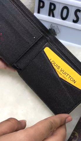 Carteira de bolso Louis Vuitton - Grife - Foto 3