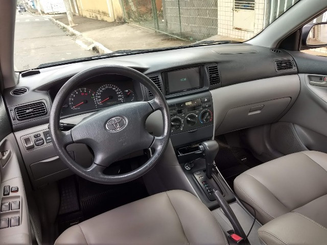 Toyota Corolla XEi 06/07 Automático (IPVA 2021 totalmente pago!) - Foto 9
