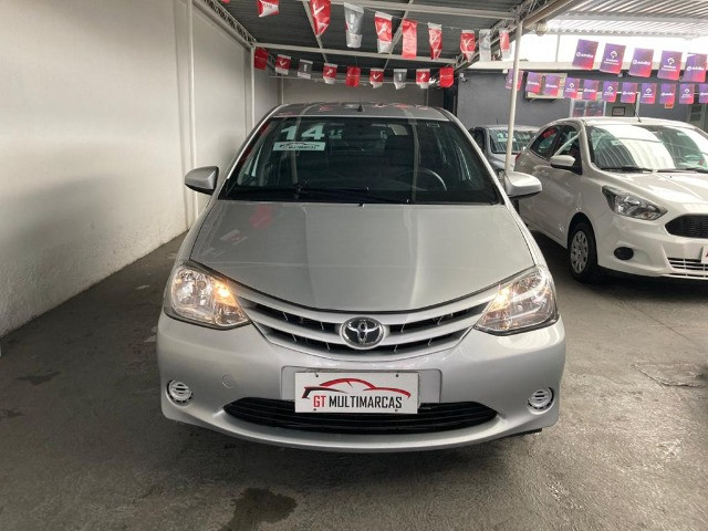 Toyota - Etios X 1.3 Flex- 2014 - Foto 9