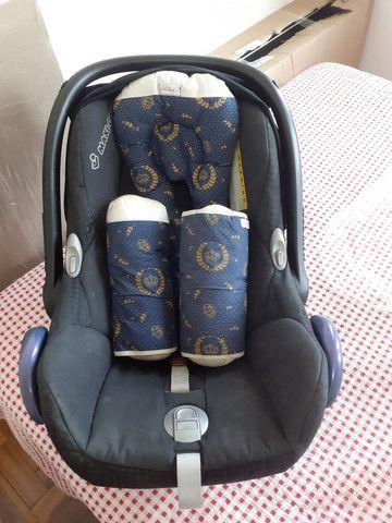 Carrinho Mothercare e bebê conforto Maxi Cosi - Foto 5