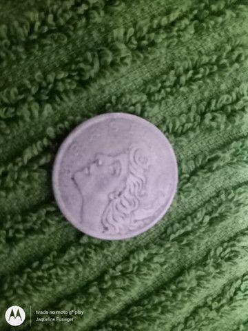 Moeda de 50 centavos 1970