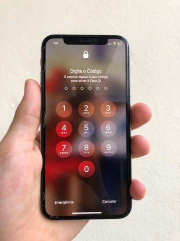 iPhone X 64 GB IMPECÁVEL  - Foto 2