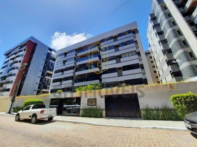 Apto 98m² na Ponta Verde 3 quartos 1 suíte área de lazer por 400mil!!