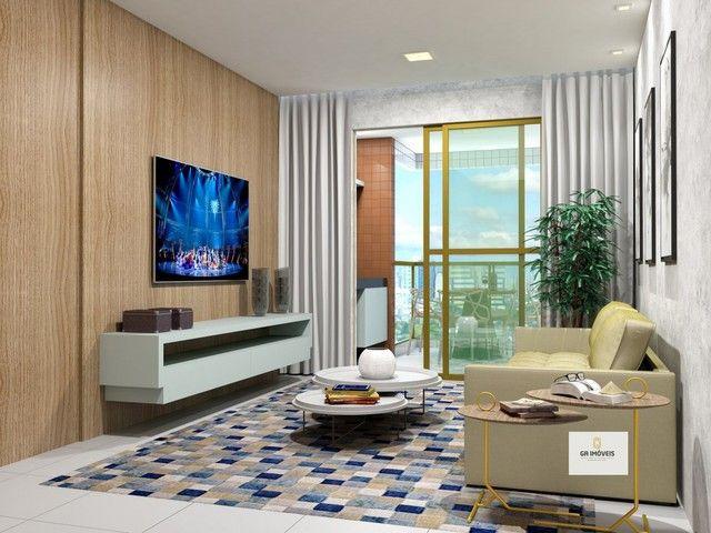 Apartamento à venda, 3 quartos, 1 vaga, Ponta Verde - Maceió/AL - Foto 5