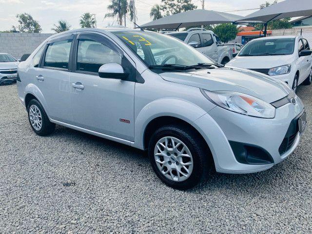 Fiesta 1.6 Sedan 2013 completo ( Único Dono) - Foto 2