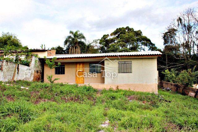 Casa para alugar com 1 dormitórios em Uvaranas, Ponta grossa cod:2199 - Foto 2