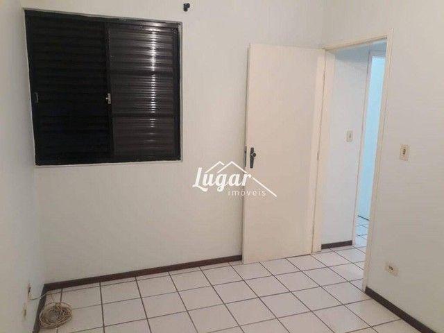 Apartamento com 2 dormitórios para alugar, 70 m² por R$ 800,00/mês - Jardim Aquárius - Mar - Foto 6