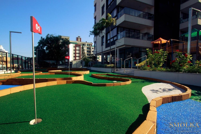 Apartamento à venda com 3 dormitórios em Balneário, Florianópolis cod:4985 - Foto 3