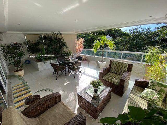 Apartamento com 3 dormitórios à venda, 191 m² por R$ 1.290.000,00 - Recreio dos Bandeirant