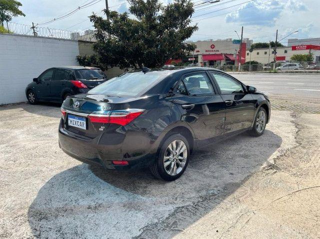 Toyota Corolla Xei 2018 Blindado Impecável - Foto 3