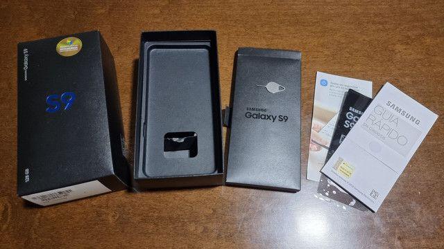 Apenas caixa do Galaxy S9+ Plus e S9 normal - Foto 2