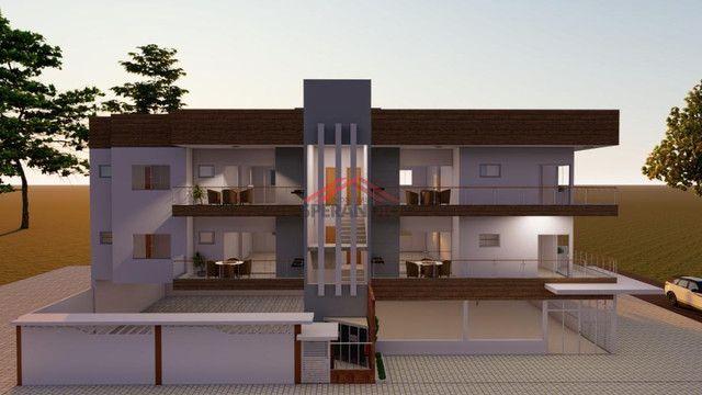 Última unidade! Apartamento novo c/ 1 suíte + 2 quartos, frente para Avenida Pérola - Cond - Foto 3
