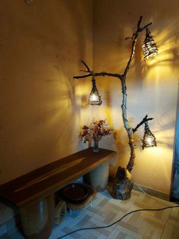 Mesas , aparadores, lustres , luminárias.  - Foto 3