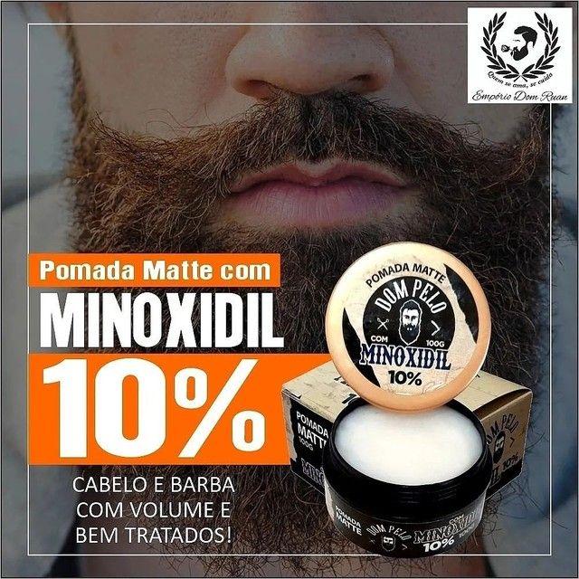 Minoxidil 15%  para crescimento capilar - Foto 3