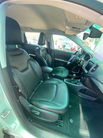 Jeep Compass Longitude 4x4 Diesel 2017 - Foto 13