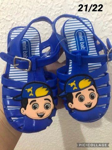 Promoção sandálias infantil  - Foto 2