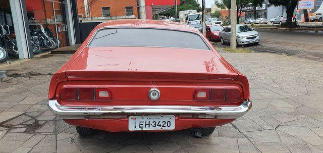 Super oferta Ford Maverick ano 1976 - Motor impecável carro para restaurar  - Foto 6