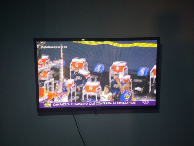 Tv Samsung tv box