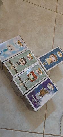 Caixas de boneco funko originais