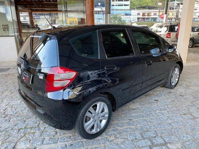 Honda- Fit 1.5 Exl 2009 + IPVA 2021 pago. - Foto 4