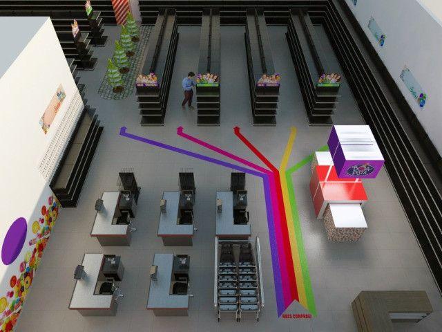 Planejamento Visual de lojas - RNT Projetos - Foto 3