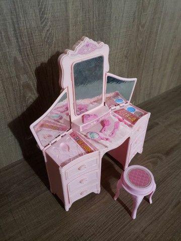 Barbie um sonho de pentiadeira anos 80