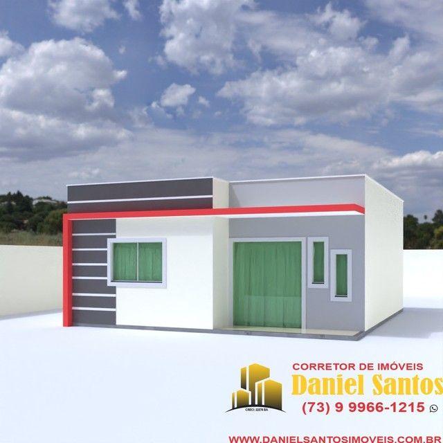 CASA RESIDENCIAL em Santa Cruz Cabrália - BA, Coroa Vermelha - Foto 9
