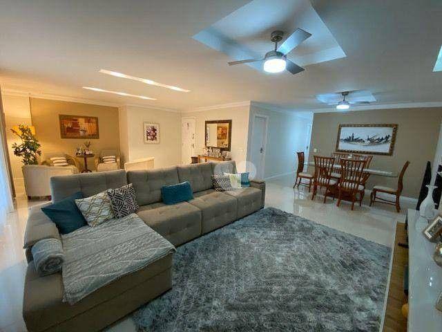 Apartamento com 3 dormitórios à venda, 191 m² por R$ 1.290.000,00 - Recreio dos Bandeirant - Foto 7