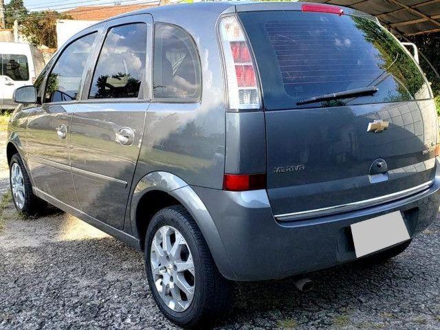 Ágio GM Meriva 1.8 auto 2012 - Entrada + parcelas de R$399,00 - Foto 2