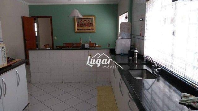 Casa com 3 dormitórios à venda, 220 m² por R$ 600.000,00 - Pólon - Marília/SP - Foto 17