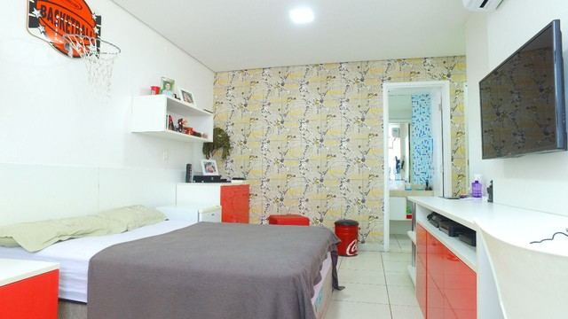 Apartamento Cobertura com 4 Suítes, 4 Vagas com 368 m² na Jatiúca em Maceió - Foto 15