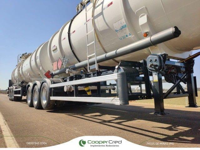 Carreta Bitrenzão Tanque 3x3 Randon 2019/2019 62 mil litros Com pneus  - Foto 16