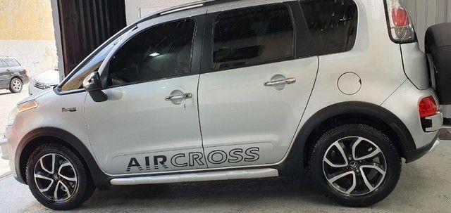 Citroen C3 Air Cross Exclusive 1.6 2014 Atacama Exc Flex - Foto 12