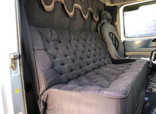 Caminhão 3/4 VW 9150 baú  - Foto 12