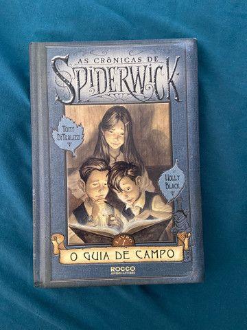Livro: O Guia do Campo (As Crônicas de Spiderwick)