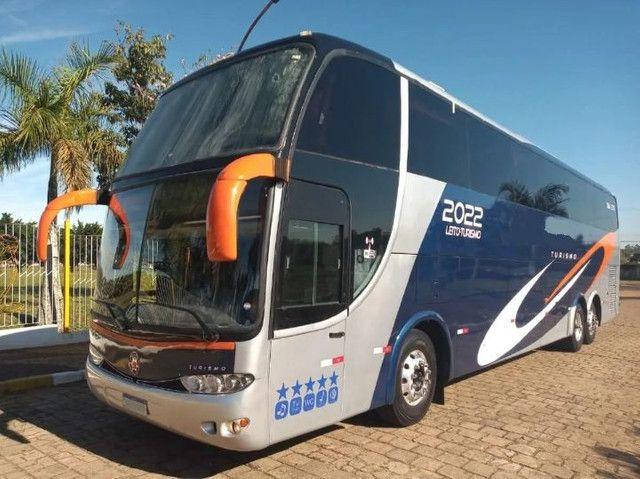 Ônibus Marcopolo Paradiso 1550 G6 Mercedes 0500 Rsd Turismo - Foto 3