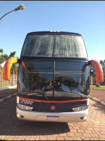 Ônibus Marcopolo Paradiso 1550 G6 Mercedes 0500 Rsd Turismo