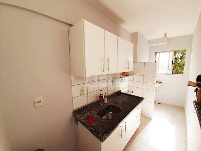 Apartamento com 2 dormitórios para alugar, 65 m² por R$ 1.300,00/mês - Poção - Cuiabá/MT - Foto 3
