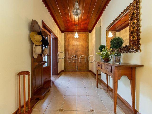 Casa à venda com 4 dormitórios em Sítios de recreio gramado, Campinas cod:CA025599 - Foto 9