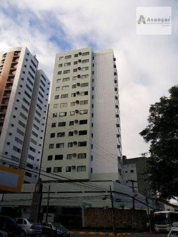 Apartamento residencial à venda, Parnamirim, Recife - AP0030.