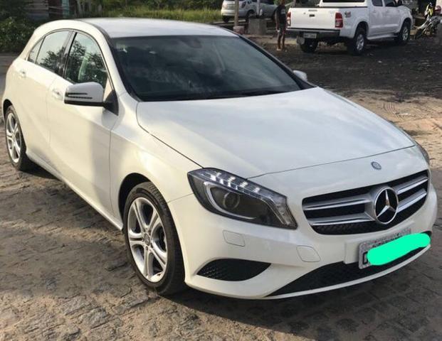 Vendo Mercedes A200 turbo extra 2014 zero km27.000 original