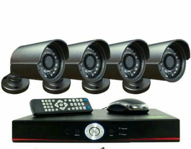 Câmera de vigilância
