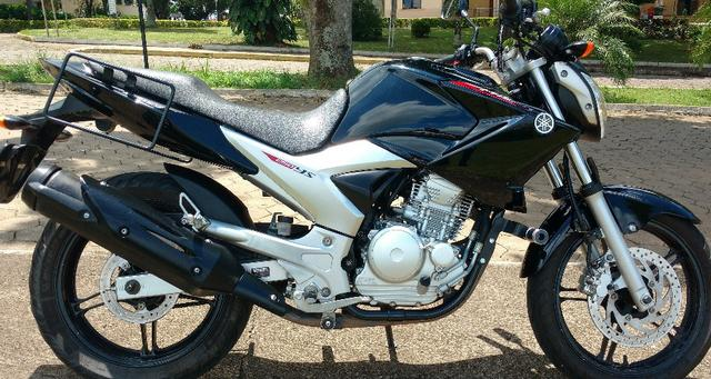 Yamaha YS Fazer 250 Blue flex