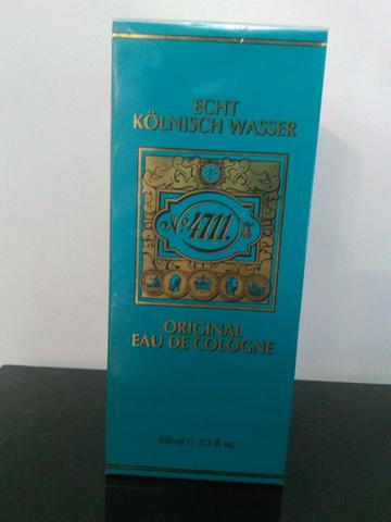 Perfume -4711 Original Eau De Cologne Eau - Perfume Unissex 800ml