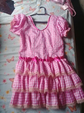 Vestido de Quadrilha (Simpatia) Femenino