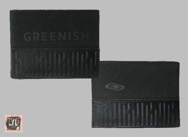 Carteira Masculina Greenish Modelos