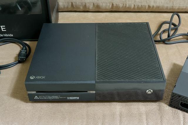 Xbox One Elite completo
