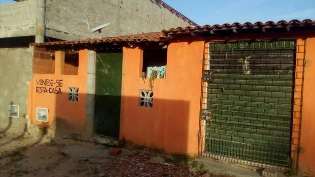 Casa a venda em mangabeira eusebio